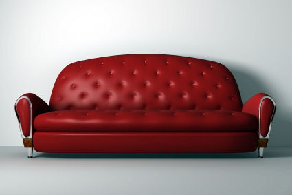 red-couch